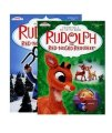 Rudolph the Red-Nosed Reindeer Coloring & Activity Book