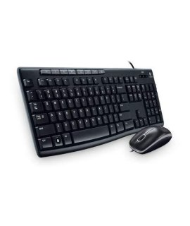 Logitech COMBO USB MEDIA MK200KEYBOARD & MOUSE (Computer  Keyboards & Mice)