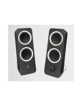 Z200 Multimedia Speakers, Black, Sold as 1 Each, 10PACK , Total 10 Each