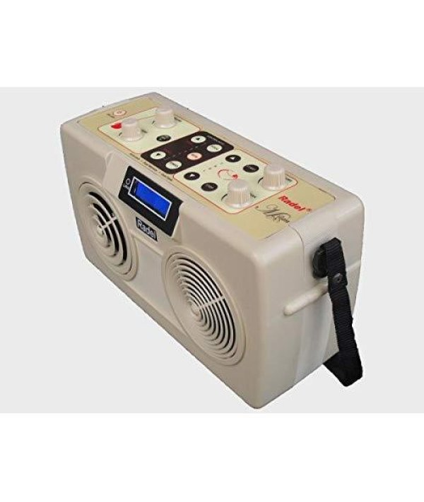 is the first of its kind unique 2-in-1 Digital Tabla-Tanpura The Radel Milan