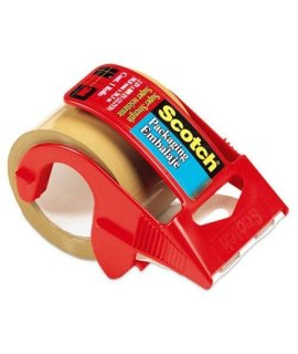 3M 347 Scotch Wrap  Mail Tapes