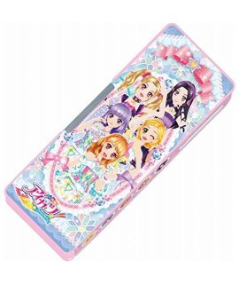 1 X Aikatsu Pencil Case shipping from Japan (HiroJapan)