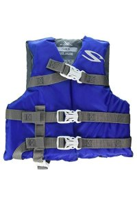 Stearns Child Classic Series Vest, 30 To 50 Lbs., Blue