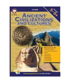 Carson Dellosa Mark Twain Ancient Civilizations and Cultures CD-ROM (405005)