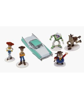 Hot Wheels Toy Story 2 Action Pack