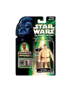 Star Wars Power Of The Force Wuher With Droid Detector Unit