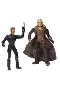 X-Men Wolverine vs. Sabretooth Action Figure 2-Pack