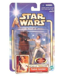Star Wars Episode 2 Captain Typho Action Figure