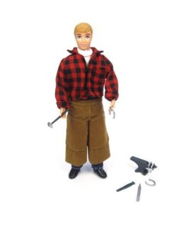 Breyer Traditional Farrier with Blacksmith Tools - 8 Toy Figure