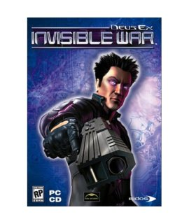 Deus Ex: Invisible War - PC