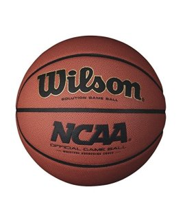 Wilson 1B0701R WomenS Ncaa Official Game Basketball (28.5)