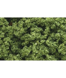 Woodland Scenics FC182 Light Green Clump Foliage
