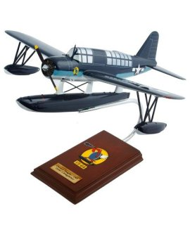Mastercraft Collection Chance-Vought O2SU-3/5 Kingfisher Model Scale:1/24