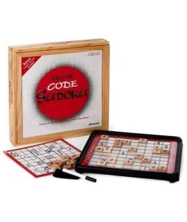 Deluxe Code Sudoku with Bonus Travel Version