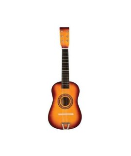 23 6String Acoustic Guitar  Kids Educational Toy  Assorted Colors