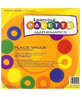 2nd Grade Math Place Value Learning Palette