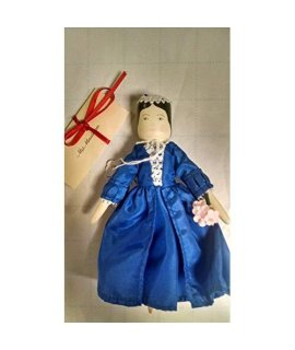 """Felicitys Mini Wooden Fashion Doll"" for 18"" American Girl Doll"