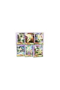Disney Fairies Tinkerbell 100-Piece Jigsaw Puzzle (Assorted designs)