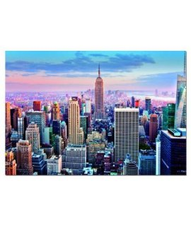 1,000 Piece Puzzle High Definition - Midtown Manhattan, New York