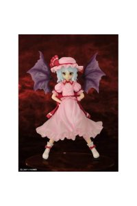 . (1/8 scale PVC Figure) - Devil Remilia Scarlet Scarlet Touhou Project - Clear Pearl ver (japan import)