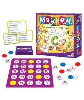 Mayhem Board Game
