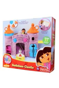 Dora the Explorer Bathtime Castle