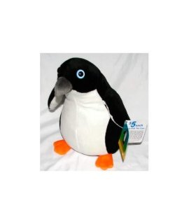 "KohlS Skippyjon Jones 12"" Plush Penguin"