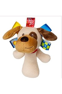Mary Meyer Taggies Rattle, Buddy Dog