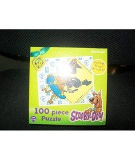 100 Pc. Puzzle Scooby Doo #10214 Skateboarding