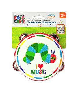 World of Eric Carle, The Very Hungry Caterpillar Tamborine