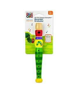 World of Eric Carle, The Very Hungry Caterpillar Wood Recorder