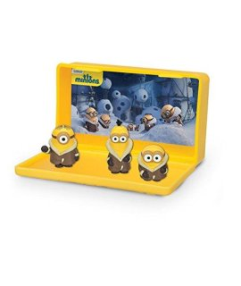 Minions Micro Minion Playset - Bored Silly Minions