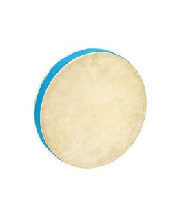 Ocean Sounds Drum (12 X 1.5 Inches; Age 3+)