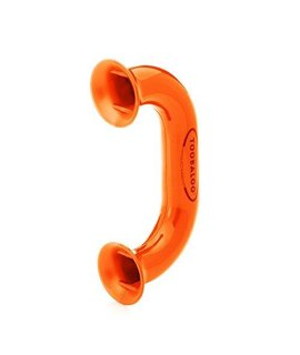 (Orange) Toobaloo Auditory Feedback Phone