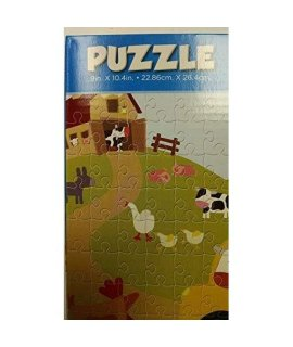 100 Piece Cartoon Princess Jigsaw Puzzle
