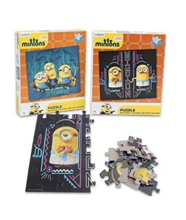 Minions Movie Exclusive Puzzle - Design May Vary