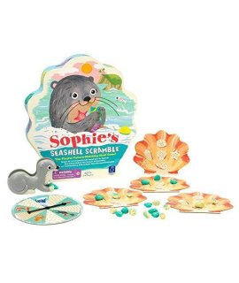 Sophies Seashell Scramble Board Game
