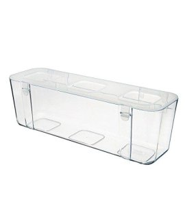 Deflecto Caddy Organizer Compartment, Large, Clear (29301CR)