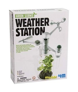 4M Green Science Weather Station By 4M