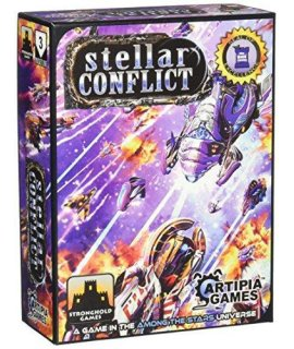 Stellar Conflict Board Game