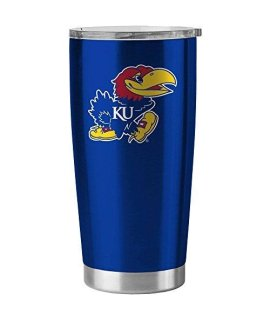 20oz Kansas University insulated tumbler
