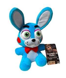 Funko Five Nights at Freddy's Toy Bonnie 6  Limited Edition Hot Topic Exclusive FNAF Plush Doll