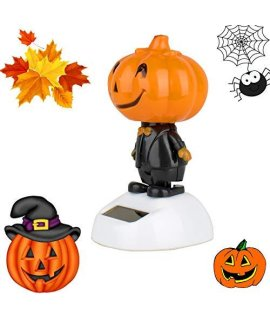 1X Customerfirst Solar Dancing Witch Halloween Toy
