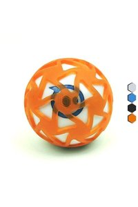 Hexnub EXO Cover for Sphero 2.0 Robotic Ball SPRK Editions Off Road Protection (Orange)