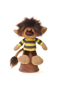 "Fiesta Toys Troll Family Character 10"" Trolliver Troll Animal Plush"
