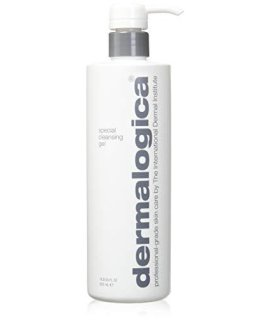 naturally-foaming cleanser that gently rinses away toxins and debris to leave skin feeling smooth a