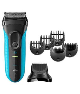 exchangeable shaver head